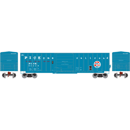 N Scale - Athearn - 22981 - Boxcar, 50 Foot, SIECO - Pickens - 50035