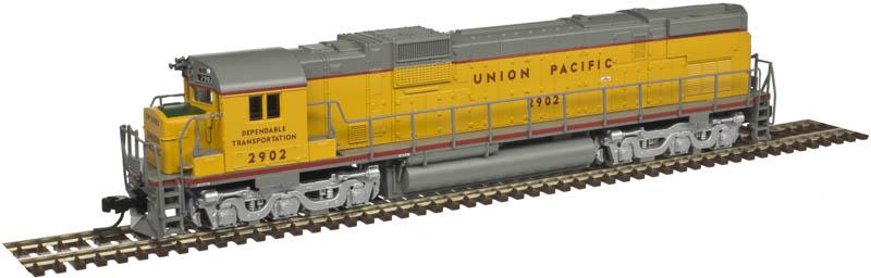 N Scale - Atlas - 40 003 588 - Locomotive, Diesel, Alco C-630 - Union Pacific - 2906