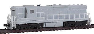 N Scale - Atlas - 4501 - Locomotive, Diesel, EMD SD7 - Undecorated