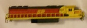 N Scale - Con-Cor - 0001-002658 - Locomotive, Diesel, EMD SD50 - Southern Pacific - 8490
