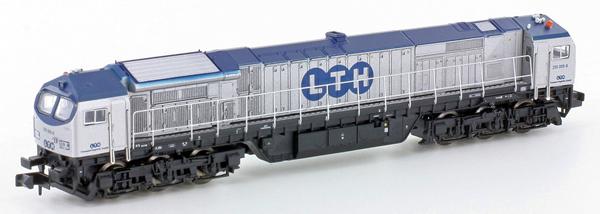 N Scale - Lemke - 58859 - Engine, Diesel, Bombardier DE-AC33C - LTH - 250 009-8