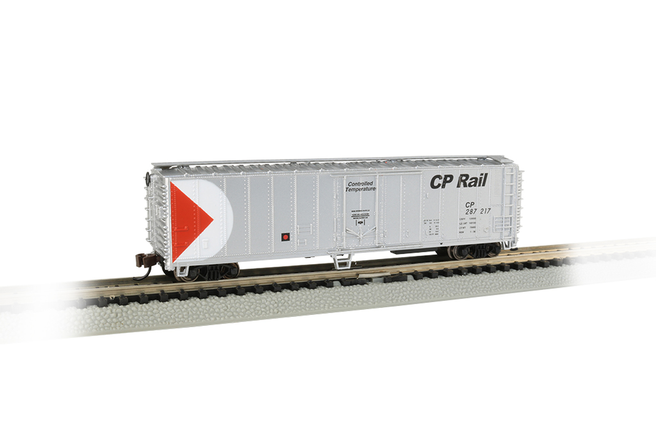N Scale - Bachmann - 17959 - Reefer, 50 Foot, Mechanical - Canadian Pacific - 287217