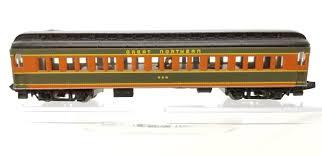 N Scale - Bachmann - 13065 - Passenger Car, Heavyweight - Great Northern - 958