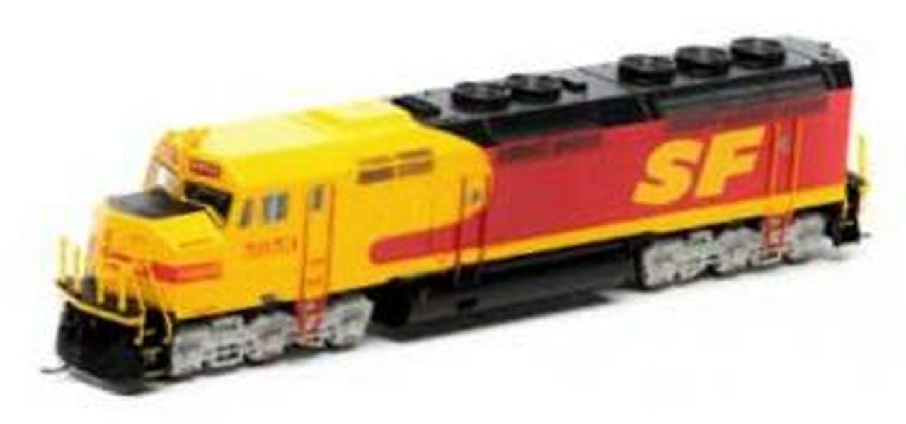 N Scale - Athearn - 15178 - Locomotive, Diesel, EMD F45 - Santa Fe - 5964