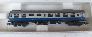 N Scale - Wrenn - 306 - Passenger Car, British Rail, Mark 1 Coach - British Rail - 15865