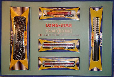 N Scale - Lone Star - EL.54 - Passenger Train, Diesel, North American, Transition Era - Kansas City Southern