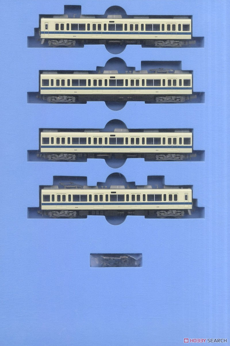 N Scale - Micro Ace - A6191 - Passenger Train, Electric, Odakyu 9000 Series - Odakyu Electric