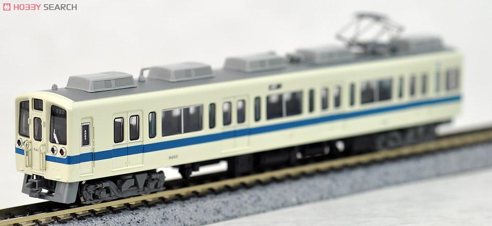 N Scale - Micro Ace - A6193 - Passenger Train, Electric, Odakyu 9000 Series - Odakyu Electric