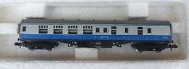 N Scale - Wrenn - 352 - Passenger Car, British Rail, Mark 1 Coach - British Rail - S 34257