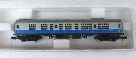 N Scale - Wrenn - 307 - Passenger Car, British Rail, Mark 1 Coach - British Rail - 35024