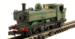 N Scale - Dapol - 2S-007-012 - Locomotive, Steam, 0-6-0 GWR Pannier Tank - Great Western - 5764