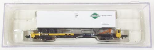 N Scale - Atlas - 30011 - Intermodal, Front Runner - Trailer Train - 145290