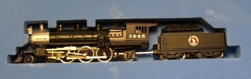 N Scale - Key - GN. H4 - Locomotive, Steam, 4-6-2, Pacific H4 - Great Northern - 1445