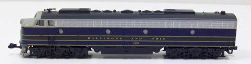 N Scale - Kato USA - 176-273 - Locomotive, Diesel, EMD E8 - Baltimore & Ohio - 1439