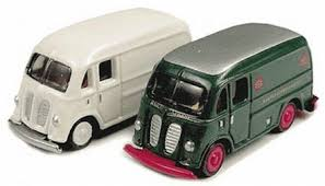 N Scale - Classic Metal Works - 50209 - Truck, IH Metro Van - Railway Express Agency