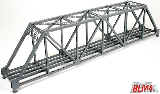 N Scale - BLMA - 2000 - Bridges and Piers