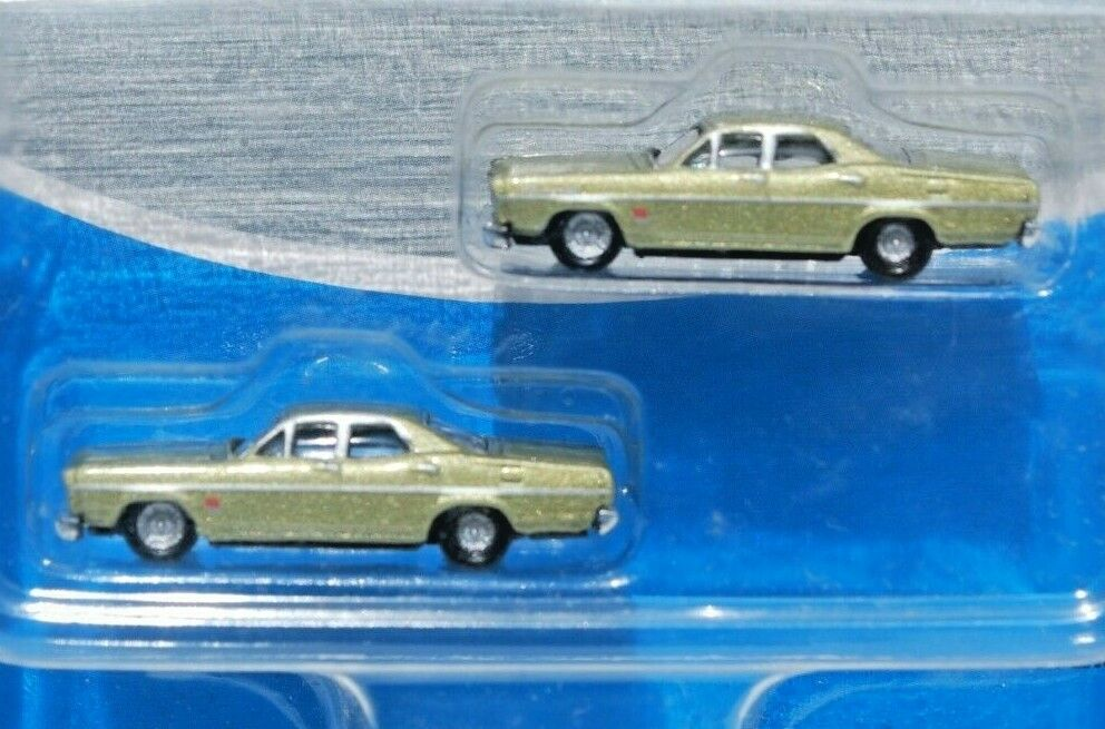 N Scale - Classic Metal Works - 50245 - Automobile, Ford, Custom - Painted/Unlettered - 1967 Ford Custom 500, 4-door