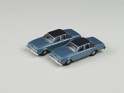 N Scale - Classic Metal Works - 50260 - Automobile, Chevrolet, Impala - Painted/Unlettered - 1978 Chevrolet Impala, 4-door,