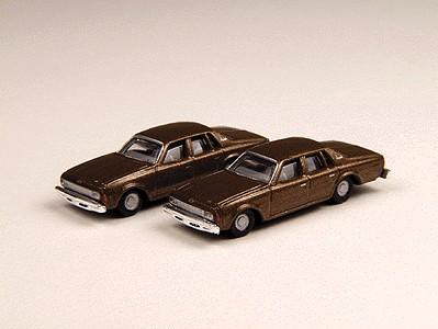 N Scale - Classic Metal Works - 50239 - Automobile, Chevrolet, Impala - Painted/Unlettered - 1978 Chevrolet Impala, 4-door,
