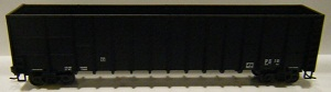 N Scale - Deluxe Innovations - 160012 - Gondola, Woodchip - Dimensional Data