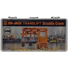 N Scale - GHQ Models - 50001 - Truck, Intermodal, Piggy-Packer - Painted/Unlettered