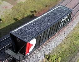 N Scale - Motrak Models - 11401 - Load - Coal