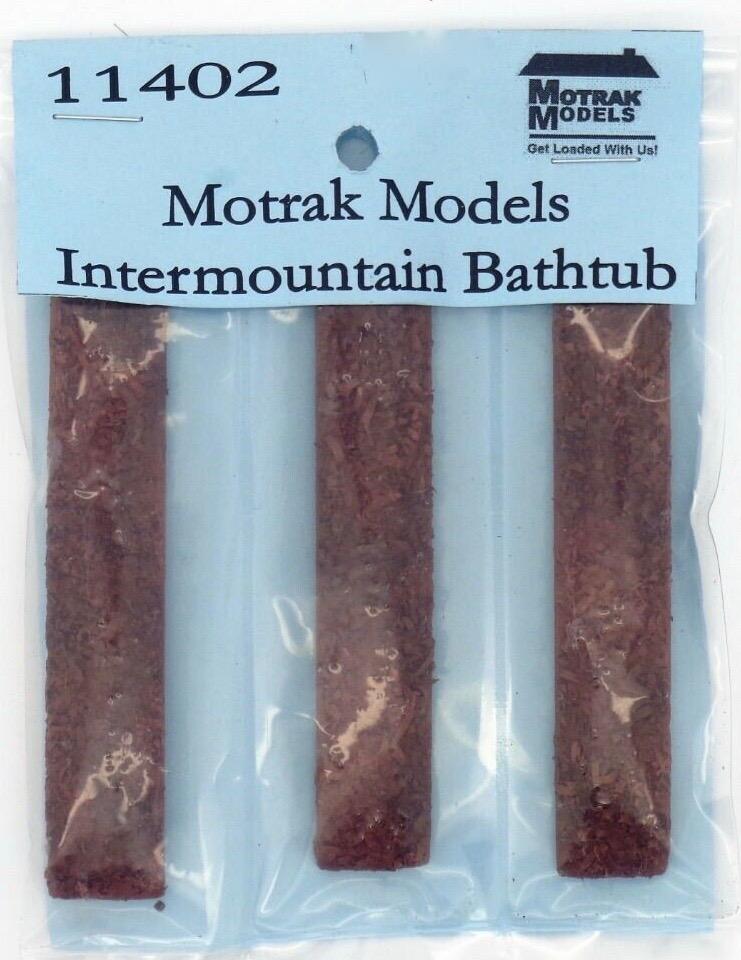 N Scale - Motrak Models - 11402 - Load - Scrap Metal