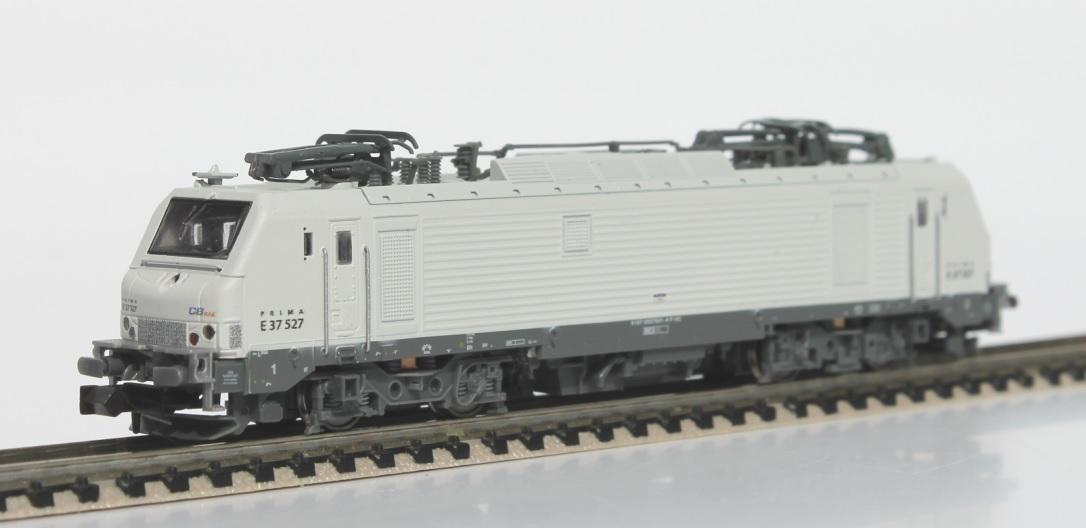 N Scale - Rocky-Rail - RRE37537 - Locomotive, Electric, Alstom Prima - CB Rail - E37527
