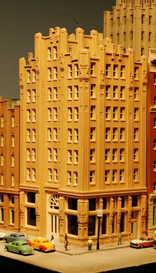 N Scale - Lunde Studios - LS-NK-11 - Office - Undecorated