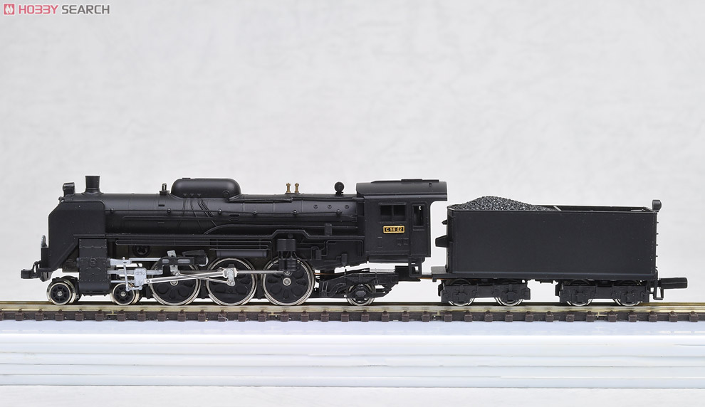 N Scale - Micro Ace - A9601 - Locomotive, Steam, 4-6-2 C59 - Japanese National Railways