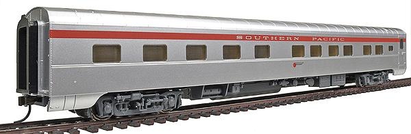 N Scale - Walthers - 932-55035 - Passenger Car, Lightweight, Pullman, Sleeper 10-6 - Southern Pacific - Un-numbered