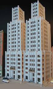 N Scale - Lunde Studios - LS-NK-1 - Office - Undecorated