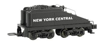 N Scale - Bachmann - 89652 - Slope Tender - New York Central