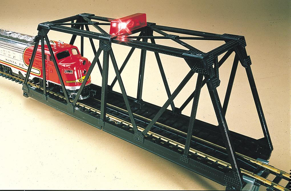 N Scale - Bachmann - 46904 - Steel Bridge  - Bridges and Piers