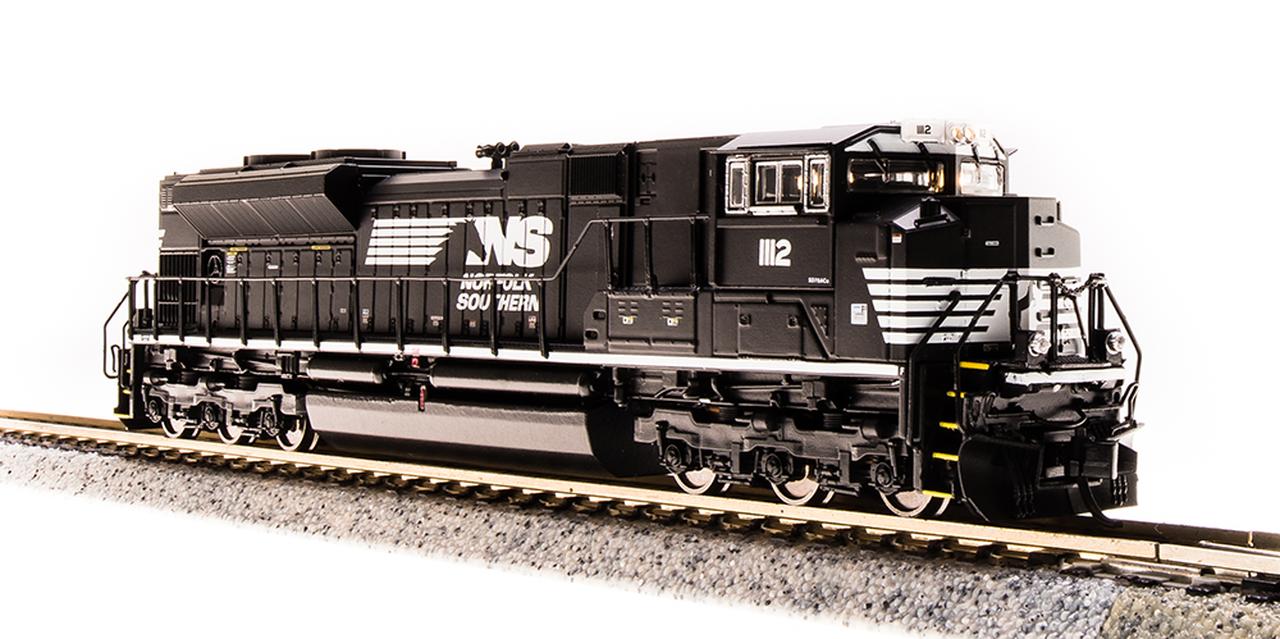 N Scale - Broadway Limited - 3460 - Locomotive, Diesel, EMD SD70 - Norfolk Southern - 1018