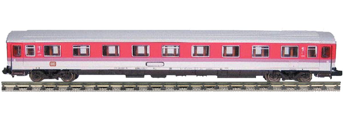 N Scale - Fleischmann - 814404 - Passenger Car, UIC, Type Z - Deutsche Bahn - 61 80 19-90 522-2
