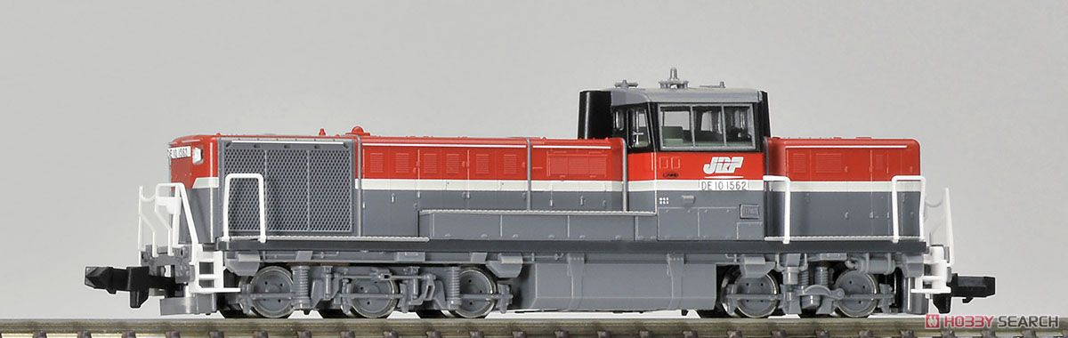 N Scale - Tomix - 2239 - Locomotive, Diesel, JNR, DE10 - Japan Railways Freight - 1562