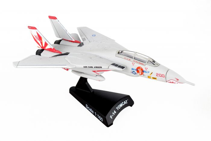 N Scale - Daron - PS5383-4 - Aircraft, Jet, Grumman F-14 - United States Navy - VF-111
