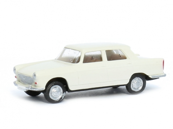 N Scale - Gabor - 12 1405 01 - Automobile, Peugeot, 404 - Painted/Unlettered