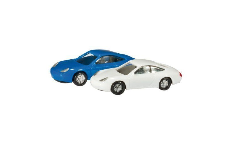 N Scale - Herpa - 065122-B - Automobile, Porsche, 911 - Painted/Unlettered