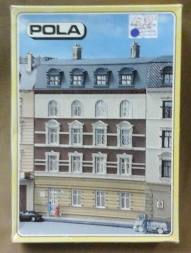 N Scale - Pola - 338 - House - Residential Structures - Row House