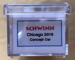 N Scale - Lowell Smith - LSSE 2019 - Trailer, 28 Foot, Box - Schwinn - 2019