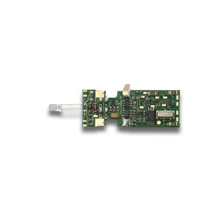 N Scale - Digitrax - DN163M0 - Digital Decoder - Micro-Trains Line - FT-A, FT-B