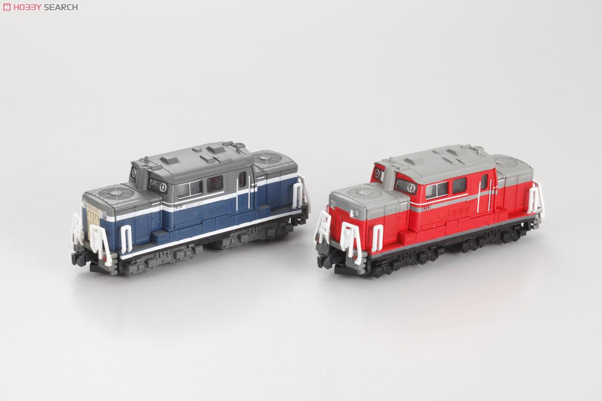 N Scale - Bandai - 2216345 - Locomotive, Diesel, JNR, DD51 - Japanese National Railways - 2-Pack