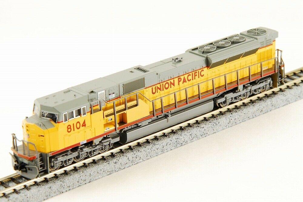 N Scale - Kato USA - 176-5604 - Locomotive, Diesel, EMD SD90MAC - Union Pacific - 8104