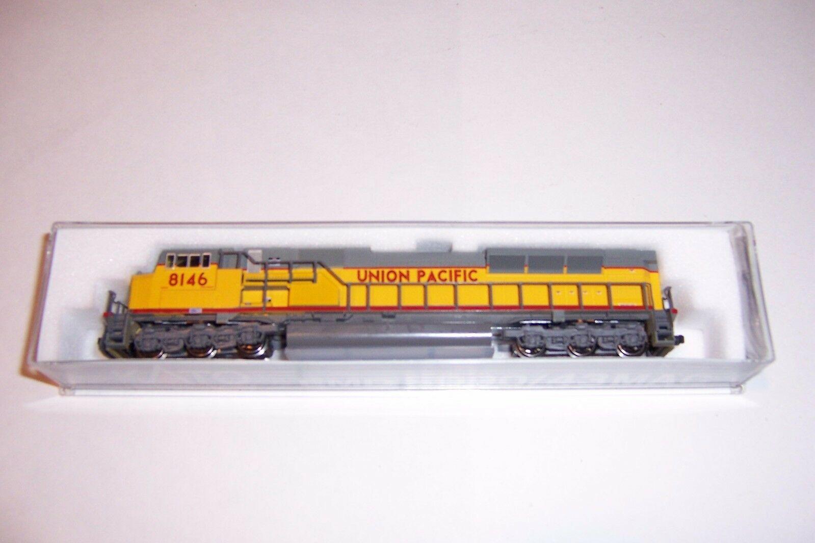 N Scale - Kato USA - 176-5605 - Locomotive, Diesel, EMD SD90MAC - Union Pacific - 8146