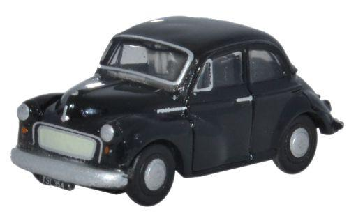 N Scale - Oxford Diecast - NMOS003 - Automobile, Morris Minor - Painted/Unlettered - TSL 354