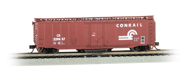 N Scale - Bachmann - 16369 - Cleaning Car - Conrail - 229657