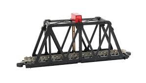 N Scale - Bachmann - 44873 - Steel Bridge  - Bridges and Piers