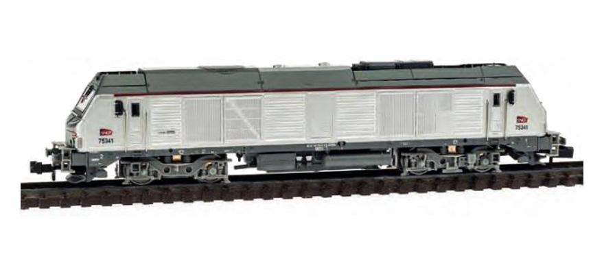 N Scale - REE Modèles - NW-109 - Locomotive, Diesel, Alstom Prima - SNCF - 75341